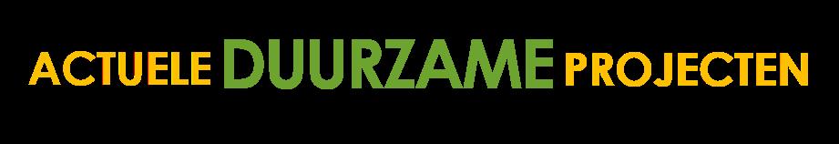 Actuele BREEAM Projecten logo